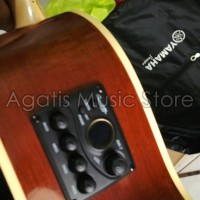 Gitar taylor maple custom PUSH PUSH