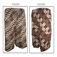 Celana Batik Pendek 13K