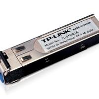 TP-LINK TL-SM321A : 1000Base-BX WDM Bi-Directional SFP Module
