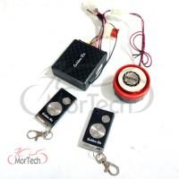 Remote Alarm Motor Golden Six + Remote Starter