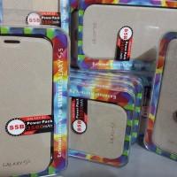 Samsung S5 Power Case kapasitas 3500mAh Power Pack