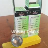 Mata Bor Kaca / Granit / Marmer / Diamond Core Drill 18mm