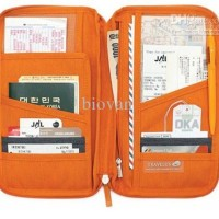 PASSPORT WALLET CARD ATM ORGANIZER DOMPET BAG TRAVEL
