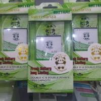 Evercoss A7t Baterai Double Power Rakki Panda Ori Japan Cell100%
