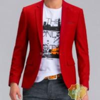 harga Blazer Merah, Blazer Orea, Blazer Pria, Blazer Murah Tokopedia.com