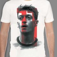 Kaos(T-Shirt) Mesut Ozil (Ozil)