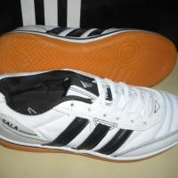 Sepatu Futsal Adidas SALA JANEIRINHA Indoor Import (White Black)
