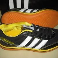 Sepatu Futsal Adidas SALA JANEIRINHA Indoor Import (Black Yellow)