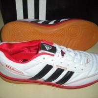 Sepatu Futsal Adidas SALA JANEIRINHA Indoor Import (White Red)