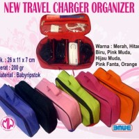harga New Travel Charger Organizer (hp, Laptop, Netbook) Tokopedia.com