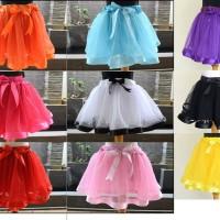 Girl Tutu party skirt handmade rok pesta anak kecil cewek perempuan 2