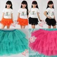 Skirt Tulle @43