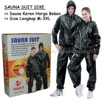 Sauna suit/ Baju Sauna/ Sauna suit siken/ Baju sauna siken