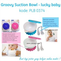 Groovy suction Bowl Lucky baby - mangkok makan bayi
