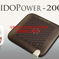 JEIDO POWER 2000 / BANTAL TERAPI /ALAT TERAPI KANKER SERVIKS & PROSTAT