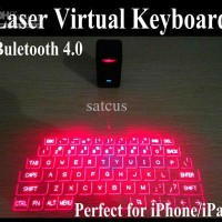 Jual LASER KEYBOARD PROJECTOR FOR IPHONE, ANDROID, WINDOWS, BLACKBERRY Murah
