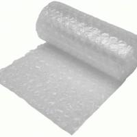 Plastik bubble (bubble wrap) untuk packing tambahan