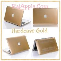 "Hard Case GOLD Macbook Pro RETINA 13"""