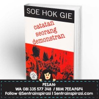 Catatan Seorang Demonstran by Soe Hok Gie