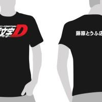 tshirt AE 86 INITIAL D