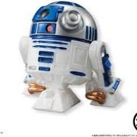 Star Wars Converge no. 04 R2-D2 bandai