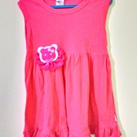Rok Anak Simple Pink Murah