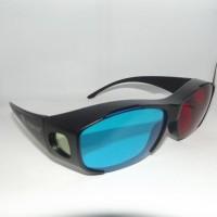 Kacamata 3d Nvidia Red / Cyan Murah
