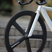 harga Dennos Fixie Fixed Gear 5 Spokes Front Tokopedia.com