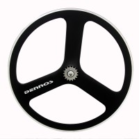 harga Dennos Fixie Fixed Gear 3 Spokes Rear Tokopedia.com