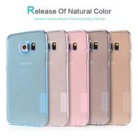 Soft Case Nillkin Samsung Galaxy S6 Edge Tpu Nature Series