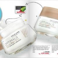 optimals even out day cream & night cream