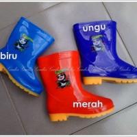 harga Sepatu Boots Jelly Anak Sepatu Hujan Anti Air & Becek ( Warna Random ) Tokopedia.com