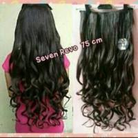 Hairclip Curly Super Panjang (75cm) thumbnail