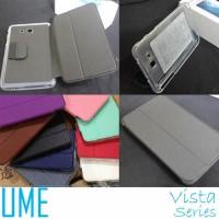 Jual Ume Vista Folio Flip Case Cover Samsung Galaxy Tab 3 V / 3V T116