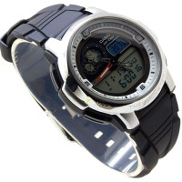 Jam Tangan Pria ORIGINAL Casio AQF-102W-7BVEF