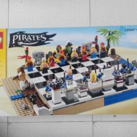 Lego Pirates Chess Set 40158. New. Segel