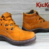 Sepatu Kickers Boot Hiking/Tracking