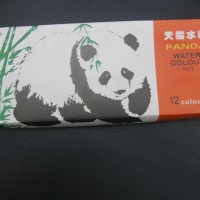 Water Colour Panda 9012 12 Warna, Cat Air