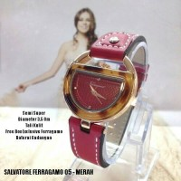 Jam tangan Salva store ferragamo