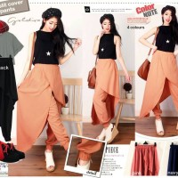 Daralis Plain Casual Long Pants