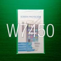 Screen Guard Clear Polytron Wizard Quadra W7450