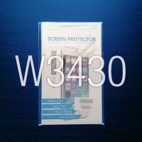 Screen Guard Matte Anti Glare Polytron Wizard Crystal W3430