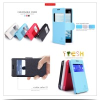 Nillkin Fresh Flipcase Flipcover Flip Leather Case Sony Xperia E1
