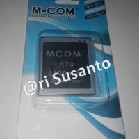 Baterai M-COM for Mito A70 Double Power 3800mAh