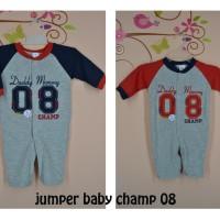 harga Baju Bayi Jumper Baby Champ 08 Tokopedia.com
