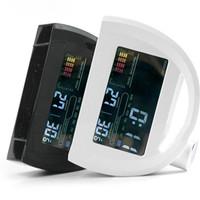 harga Weather Station Clock Tokopedia.com