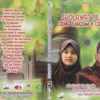 VCD SHOLAWAT PILIHAN CENG ZAMZAM DAN LANGITAN VOL2