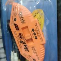 harga AV audio video Selector 3 input 1 output Rapid (bonus kabel AV 3 RCA) Tokopedia.com