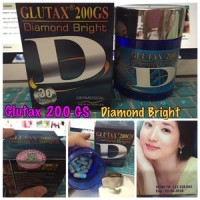 DIAMOND BRIGHT CAPSULE( GLUTAX 200 GS )