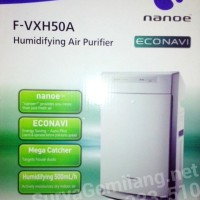 Air Purifier Panasonic F-VXH50A HUMIDIFIER Asli, Baru, Garansi Resmi